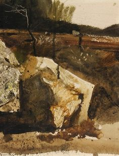 Andrew Wyeth, The Man From Maine