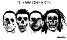 www.whoisfinn.com - -finn- VS THE WILDHEARTS  The wildhearts - ginger Wildheart - Scott sorry - CJ Wildheart - Rich