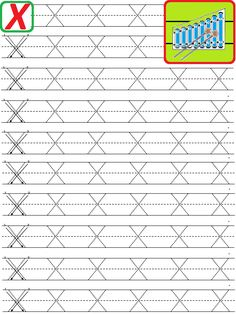 Alphabet Tracing Worksheets, Alphabet Writing, Tracing Letters, English Worksheets For Kindergarten, Kindergarten Worksheets, Science For Kids, Teaching, Activities, Education