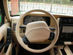 Фото после перетяжки салона — бортжурнал Jeep Cherokee 4.0 limited 2000 года на DRIVE2