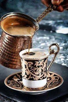 Tunisia ♥ Tunisian coffee #kahwa_arbi