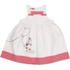 Baby+toddlers fashion, lovely girl dresses and baby boy overalls, original design in a very Frenchie style. They deliver in EU