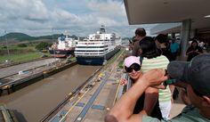 Visita el Canal de Panamá