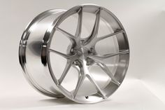 One of 8 new Forgeline wheel models that will debut at the 2015 SEMA Show, the 1pc forged monoblock VX1 continues an exciting evolution in Forgeline monoblock styling and features a split 5-spoke design (with long spokes that wrap around the lug holes), striking sharp angles, deep concave profile, & radically-chamfered outer edge. Learn more (including sizes & pricing) at: http://www.forgeline.com/products/one-piece-monoblock/vx1.html #Forgeline #VX1 #notjustanotherprettywheel #madeinUSA