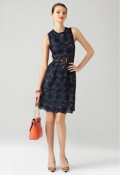 Milly Lace: the dress and shoes need to be mine.
