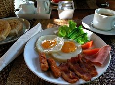 Breakfast in Chiang Mai #travel #eat #Thailand