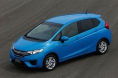 2015 Honda FIT recall
