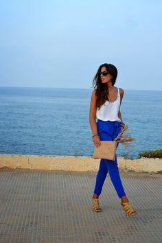 Sarah Seven: Color Trend 2014: Cobalt Blue