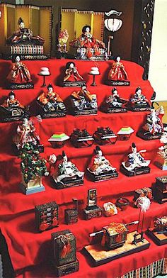 A Hina-matsuri doll display. Photo in public domain courtesy of flickrSATURDAY, MARCH 3: It's a day for the dolls in Japan today, as families who observe Shinto traditions mark Girls' Day. In ancient custom, devotees display an elaborate setup of dolls on seven platforms, representing the Emperor, Empress, attendants and musicians of the Heian period …