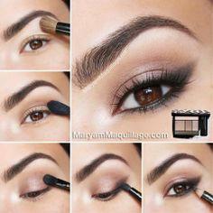Everyday make up