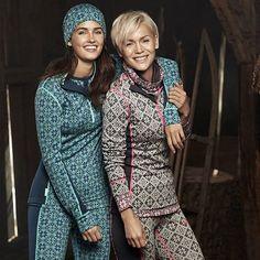 Sneak preview KARI TRAA najaarscollectie...Binnenkort bij ons verkrijgbaar! #karitraa #rose #stjerna #rett #thermokleding #baselayer #onderkleding #skipully #sportkleding #outdoor #outdoorkleding