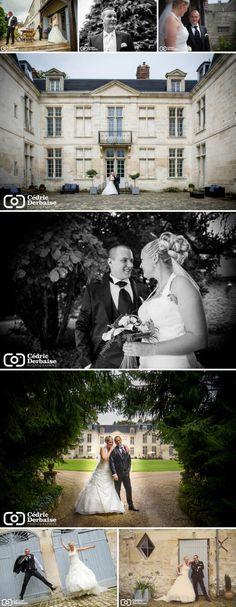 cedric derbaise photographie de mariage wedding chteau dauvillers bury oise picardie - Chateau D Aramont Verberie Mariage