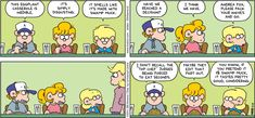 """Maybe I should've included this under """"Yum"""" since it is food related, but it's just about the funniest strip I've read in a while."""