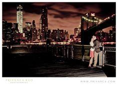 Priyanca Rao Photography- NYC Brooklyn Engagement session #engagement #brooklynengagement #brooklynbridge #weddingideas  #weddingpictures