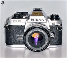 Nikon FG-20 Camera http://www.photographic-hardware.info