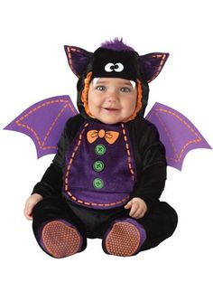 Check out Baby Bat Costume - Wholesale Animal Costumes for Infants & Toddlers from Wholesale Halloween Costumes Halloween Fancy Dress, Baby Halloween, Devil Halloween, Halloween 2013, Halloween Christmas, Halloween Night, Group Halloween, Homemade Halloween, Children Costumes