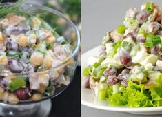NapadyNavody.sk | Recepty Potato Salad, Good Food, Potatoes, Ethnic Recipes, Image, Salads, Potato, Healthy Food, Yummy Food