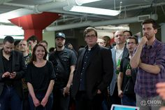 DevTO #21 - February 25, 2013 by Chow Productions Inc., via Flickr