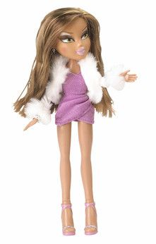 Bratz Fashion Runway Doll Yasmin