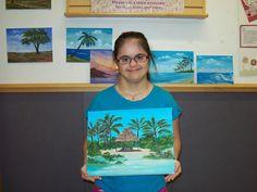 Beautiful painting by Eizabeth