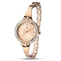 Compare ACCURIST watch to find best price. Ladies Dress Watches, Fine Jewelry, Jewellery, Beaverbrooks, Bracelet Watch, Rose Gold, Women's Watches, Crystals, Lady