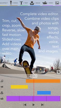Videocraft - Video Editor Photo Slideshow & Movie Maker. Multi Track Timeline HD Video Editing. by Gamelarious gone Free