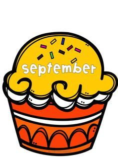 Free month of the year cupcake printables for the classroom