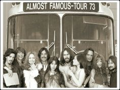 Almost Famous (2000) One of my all time favorite movies <3