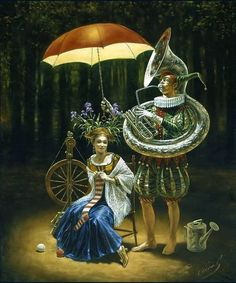 * Michael Cheval - - - (278)