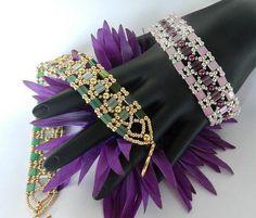 tila bead bracelet (Debbie van Tonder)