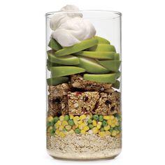Relatively healthy snacks