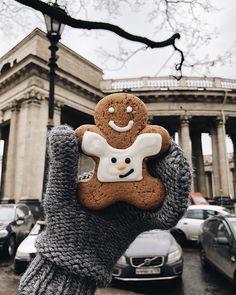 3,002 отметок «Нравится», 61 комментариев — Ekaterina Ivanova (@balabotya) в Instagram: «Мистер Пряня передаёт вам привет. Мы усиленно ищем новогоднее настроение, но ёлки-конусы,…»