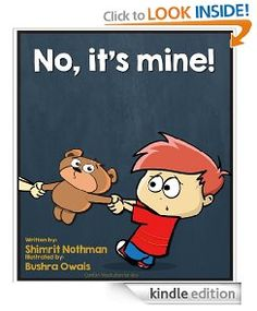 Free eBook - No, it's mine! (Conflict resolution for kids (for ages 3-8))