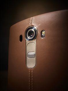 LG chama iPhone 6 e Samsung S6 para a briga com o novo smartphone G4