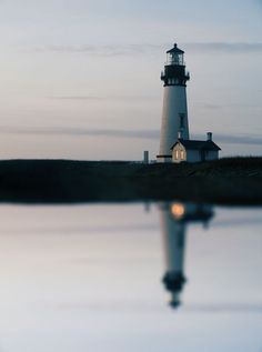 Yaquina Head Lighthouse (Moesko Island) | Newport, Oregon, USA