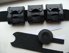 Black Widow utility belt