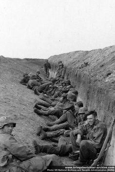Citadel - Kursk battle July 1943