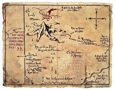 tolkien handwriting font maps - Google Search