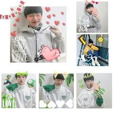 This is my edit with @wash.love from Instagram. Btw he is very cuuute~