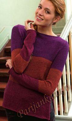 Пуловер (ж) 02*220 FAM №4730  http://parijanka.info/2010-01-25-12-31-42/5490-pulover-zh-02220-fam-4730