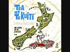 'Tea at Te Kuiti' - Kiwiana. Lyrics at http://folksong.org.nz/tea_at_te_kuiti/index.html