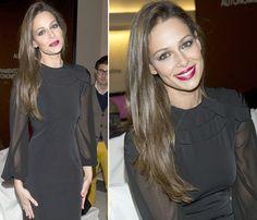Eva González en la Madrid Fashion Show