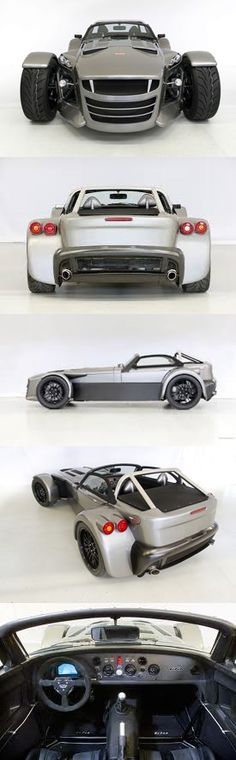 Donkervoort D8 GTO. This thing looks like it would be a blast to drive.