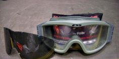 ESS Profile NVG Industrial Goggles. The only authorized goggles issued by the U.S. Marine Corps! Find these goggles on GovLiquidation