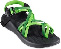 Chaco ZX/2 Yampa Sandals - Own these babies and happily walk all day in them on all kinds of terrain.