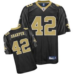 39215d02cbc Reebok New Orleans Saints Mark Ingram 28 Black Authentic Jerseys Sale