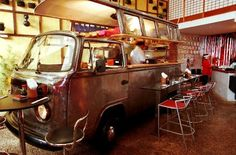 combi food truck coffee - Buscar con Google