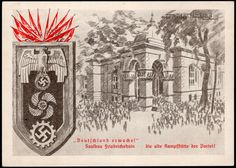 Philasearch.com - Third Reich Propaganda, Famous Persons, Horst Wessel