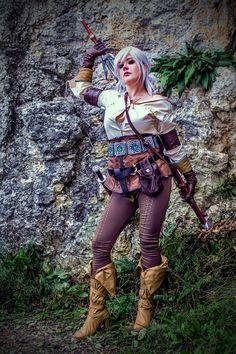 My Cirilla cosplay. You can also follow me on: https://www.facebook.com/koneko.art http://koneko94.deviantart.com/