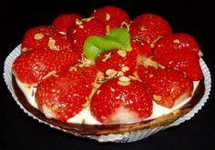 <3 Love Danish Strawberry Cake! <3
